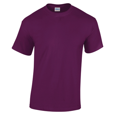 Heavy Cotton Youth T-shirt In Purple