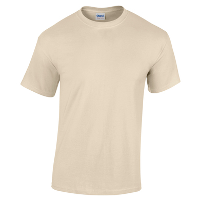 Heavy Cotton Youth T-shirt In Sand