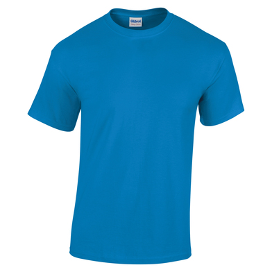 Heavy Cotton Youth T-shirt In Sapphire