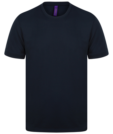 Hi Cool Performance T-shirt In Navy