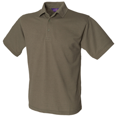 65/35 Classic Piqu Polo Shirt In Olive
