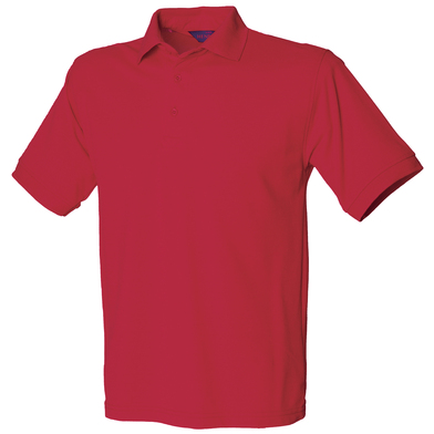 65/35 Classic Piqu Polo Shirt In Vintage Red
