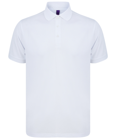 Henbury - Recycled Polyester Polo Shirt