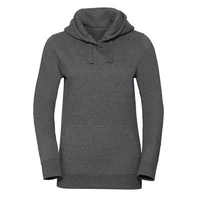 Russell Europe - Women's Authentic Melange Hooded Sweatshirt