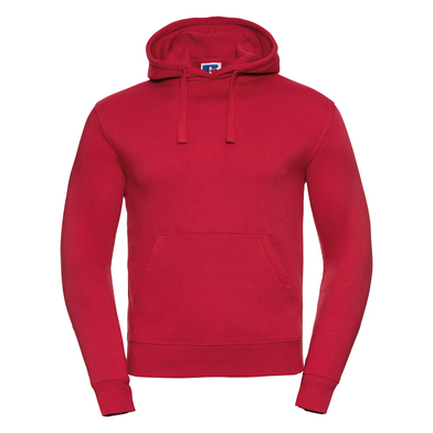 Authentic Hooded Sweatshirt In Classic Red