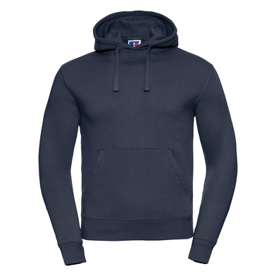 Authentic Hooded Sweatshirt In French Navy