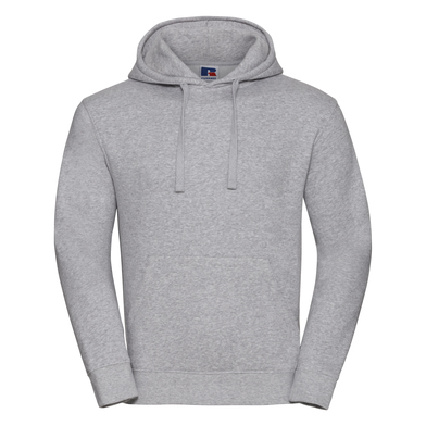 Authentic Hooded Sweatshirt In Light Oxford