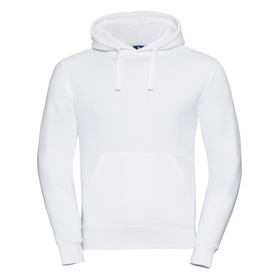 Authentic Hooded Sweatshirt In White