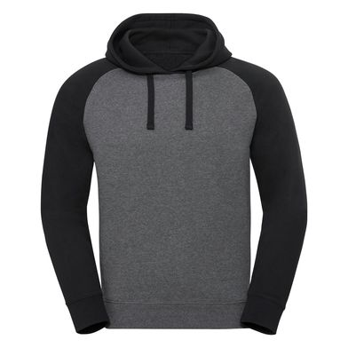 Russell Europe - Authentic Hooded Baseball Sweatshirt