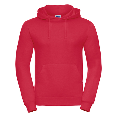 Hooded Sweatshirt In Classic Red