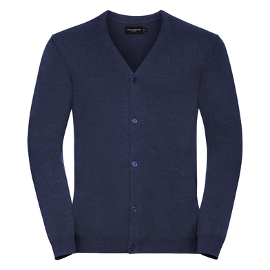 Russell Collection - V-neck Knitted Cardigan
