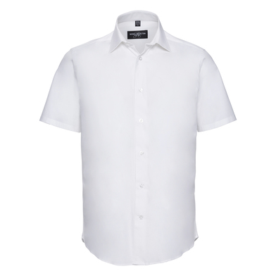 Russell Collection - Short Sleeve Easycare Fitted Shirt