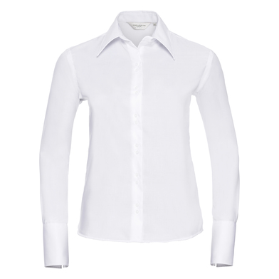 Russell Collection - Women's Long Sleeve Ultimate Non-iron Shirt