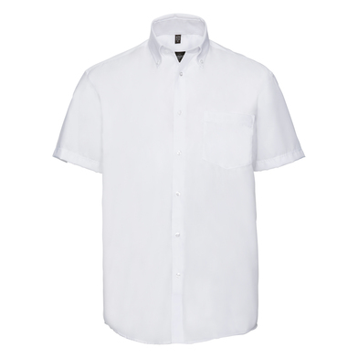 Russell Collection - Short Sleeve Ultimate Non-iron Shirt