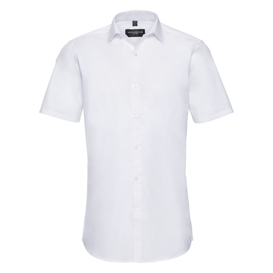 Russell Collection - Short Sleeve Ultimate Stretch Shirt