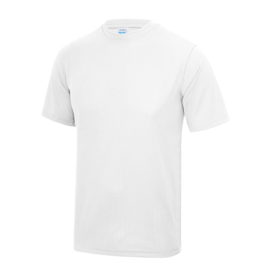 Cool T In Arctic White