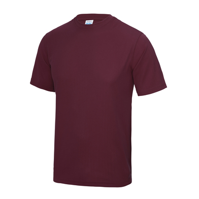 Cool T In Burgundy
