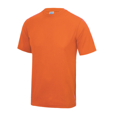 Cool T In Electric Orange