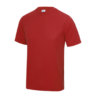 Cool T In Fire Red