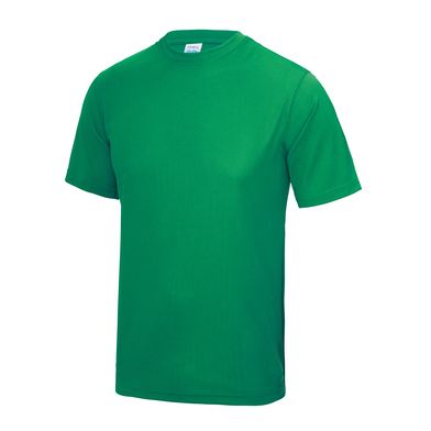 Cool T In Kelly Green