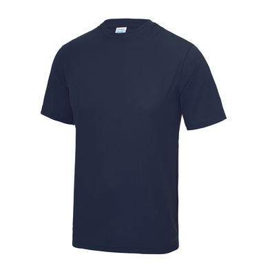Cool T In Oxford Navy