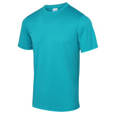 Cool T In Turquoise Blue