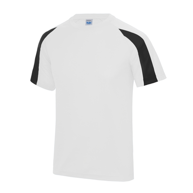 Contrast Cool T In Arctic White/Jet Black