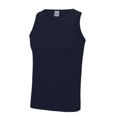 Cool Vest In French Navy