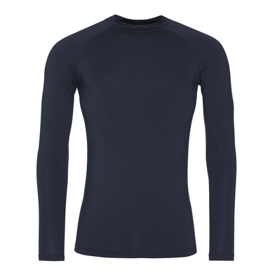 Cool Long Sleeve Baselayer In French Navy