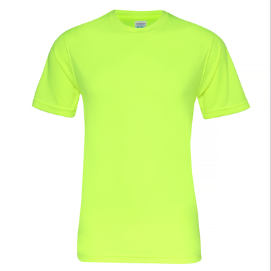 Cool Smooth T In Electric Yellow