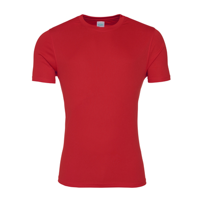 Cool Smooth T In Fire Red