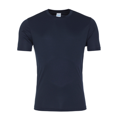Cool Smooth T In French Navy