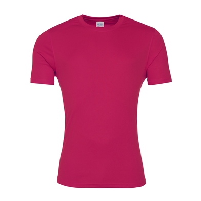 Cool Smooth T In Hot Pink