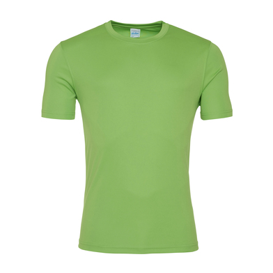 Cool Smooth T In Lime Green