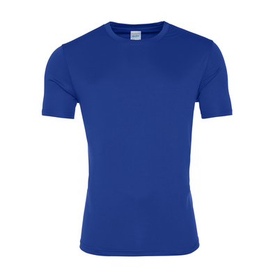 Cool Smooth T In Royal Blue