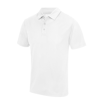 Cool Polo In Arctic White