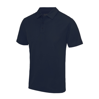 Cool Polo In French Navy