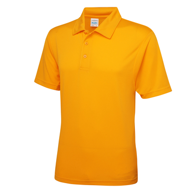 Cool Polo In Gold