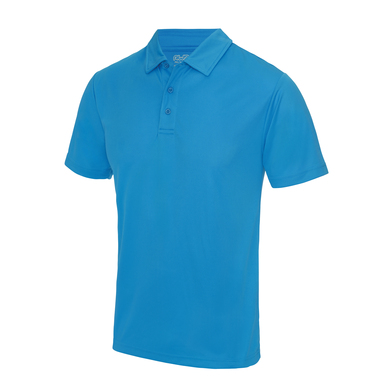 Cool Polo In Sapphire Blue
