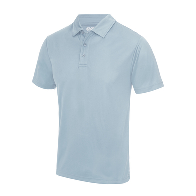 Cool Polo In Sky Blue