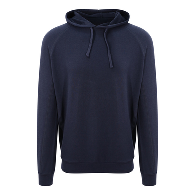 Cool Fitness Hoodie In French Navy