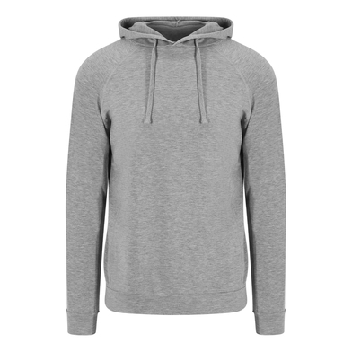 Cool Fitness Hoodie In Sports Grey