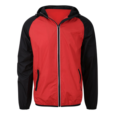 AWDis Just Cool - Cool Contrast Windshield Jacket