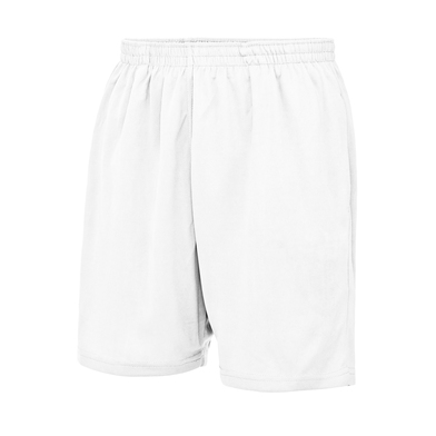 Cool Shorts In Arctic White