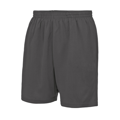 Cool Shorts In Charcoal
