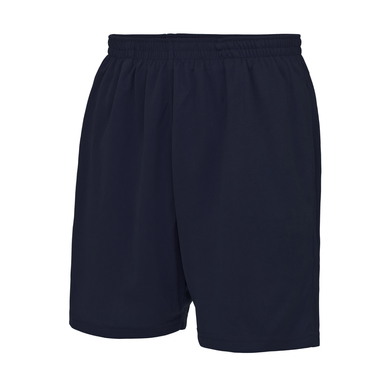 Cool Shorts In French Navy