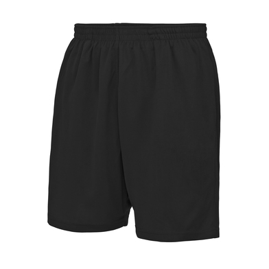 Cool Shorts In Jet Black