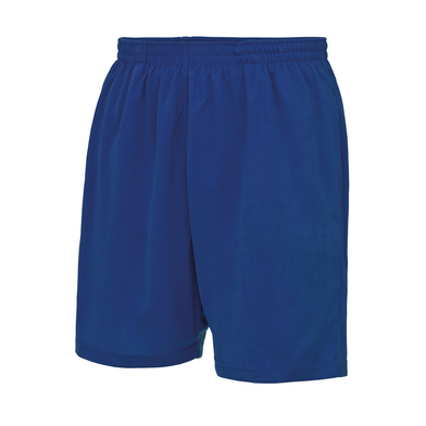 Cool Shorts In Royal Blue
