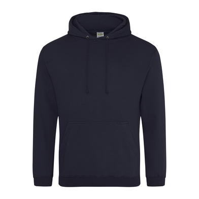 College Hoodie In New French Navy