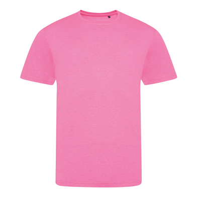 Electric Triblend T In Electric Pink